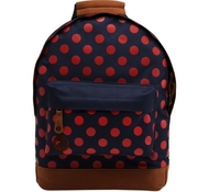 Рюкзак Mi-Pac Mini All Polka Navy/Bright Red