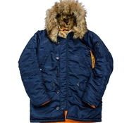 Куртка HUSKY DENALI REP.BLUE/ORANGE