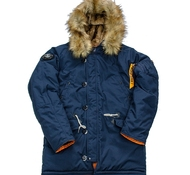 Куртка Denali OXFORD 2.0 COMPASS BLUE/ORANGE