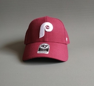 Бейсболка Philadelphia Phillies COOPERSTOWN '47 Brand MVP