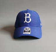 Бейсболка Brooklyn Dodgers MVP COOPERSTOWN  47 Brand MLB
