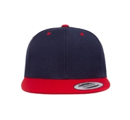 Кепка FlexFit/Yupoong 6089MT NAVY/RED