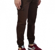 Джоггеры Cool Penguin JMC 1713.54 BROWN Canvas