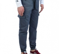 Джоггеры Cool Penguin JMD 1713.21 DARK GRAY Diagonal