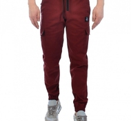 Джоггеры Cool Penguin JMTL 1713.25  Red Wine Twill Lycra